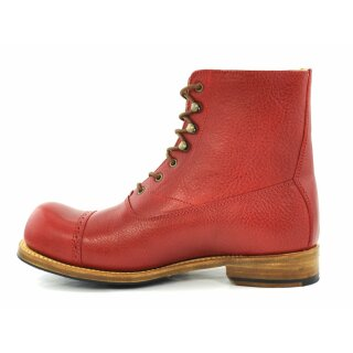 Hobo Stiefelette Charly Vienna inka red
